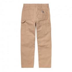 Pantalon CARHARTT WIP Single Knee Dusty Brown