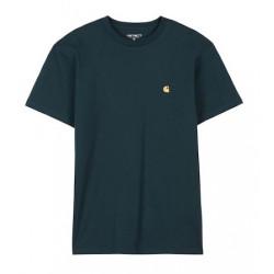 T-shirt CARHARTT WIP Chase Frasier Gold