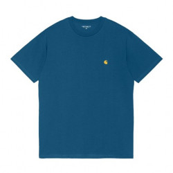 T-shirt CARHARTT WIP Chase Skydive Gold