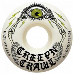 Roues HAZE WHEELS Soft Creepn Crawl 85A