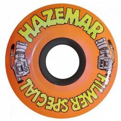 Roues HAZE WHEELS Hazemar Red 60mm 78A