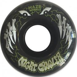 Roues HAZE WHEELS Night Crawler 60mm 83A
