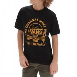 T-shirt Kid VANS Original Grind Black