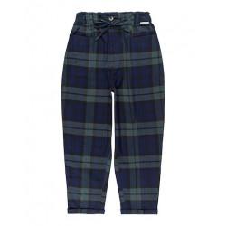 Pantalon Girl ELEMENT Chillin Bag Green...