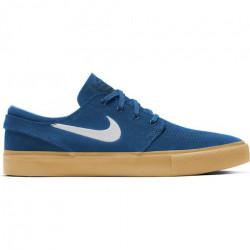 Chaussure Nike SB Janoski Court Blue White