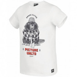 T-shirt PICTURE Castory White