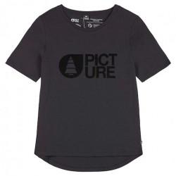 T-shirt Girl PICTURE Fall Regular Black
