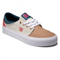 Chaussure Girl DC Trase Tan Green