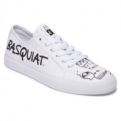 Chaussure DC Basq Manual White Black White