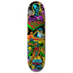 Skateboard ELEMENT Escape From The World 8,25