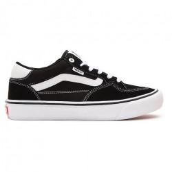 Chaussure VANS Skate Rowan Black White