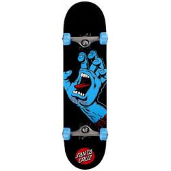Skateboard SANTA CRUZ Screaming Hand 8 Black