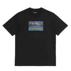 T-shirt CARHARTT WIP Great Outdoors Black