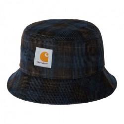 Bob CARHARTT WIP Cord Bucket Check Print...