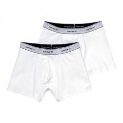 Boxer CARHARTT WIP Coton Trunks White