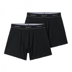 Boxer CARHARTT WIP Coton Trunks Black