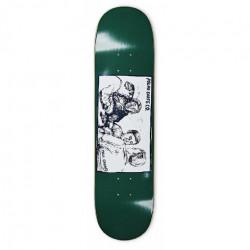 Skateboard POLAR Cold Streak Grund Dark Green