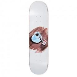 Skateboard POLAR Cimbalino Dane Brady White