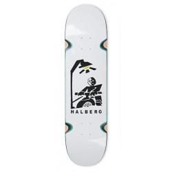 Skateboard POLAR Insomnia Halberg Wheel...