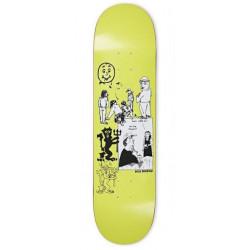 Skateboard POLAR Year 2020 Boserio Moss...