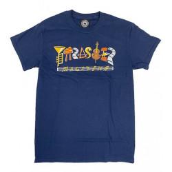 T-shirt THRASHER Fillmore Logo Navy