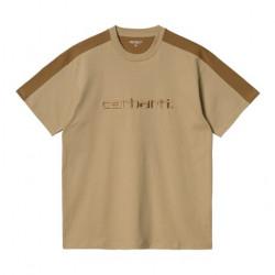 T-shirt CARHARTT WIP Tonare Dusty H Brown