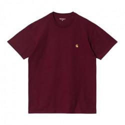 T-shirt CARHARTT WIP Chase Jam Gold