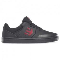 Chaussure Kid ETNIES Marana Black Red Black