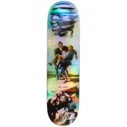 Skateboard MADNESS Trey Blackout Holo 8,25