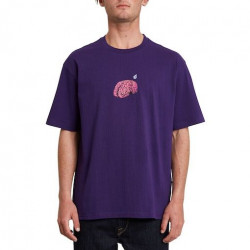 T-shirt VOLCOM Mindbottle Indigo Violet