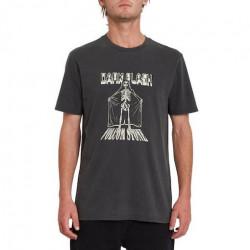 T-shirt VOLCOM Dark Flash Black