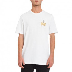 T-shirt VOLCOM Daisy Flip White