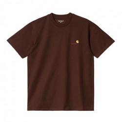 T-shirt CARHARTT WIP American Script Offroad