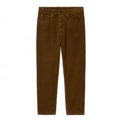 Pantalon CARHARTT WIP Newel Tawny