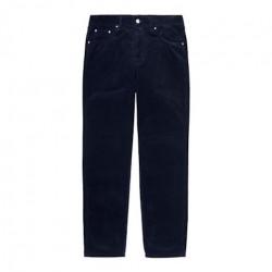 Pantalon CARHARTT WIP Newel Dark Navy Rinsed