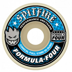 Roues Skateboard SPITFIRE Conical Full