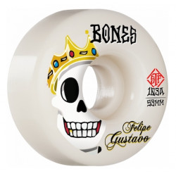 Roues BONES STF V1 Gustavo Notorious 53mm