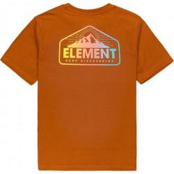 T-shirt Kid ELEMENT Malta Glazed Ginger