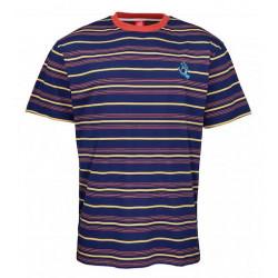 T-shirt SANTA CRUZ Mini Hand Stripe Dark Navy