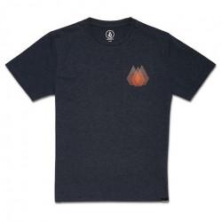 T-shirt Kid VOLCOM Blynder Navy