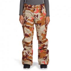 Pantalon Girl DC Nonchalant Woodland Camo...
