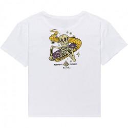 T-shirt Girl ELEMENT Transender Optic White