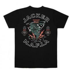 T-shirt JACKER Storm Black