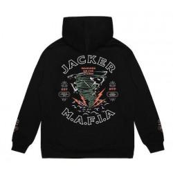 Sweat JACKER Storm Black