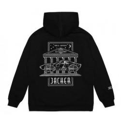 Sweat JACKER Drivers Club Black