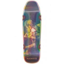 Skateboard MADNESS Halftone Son...