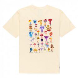 T-shirt ELEMENT Shrooms Guide Frozen Dew