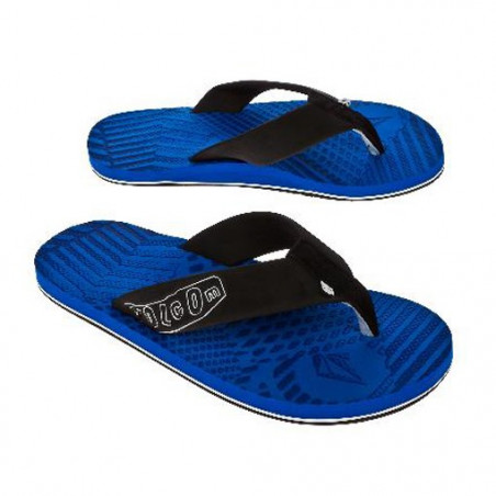 Tong VOLCOM Burner Blue