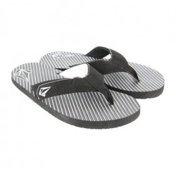 Tong VOLCOM Vocation Black Pinstripe