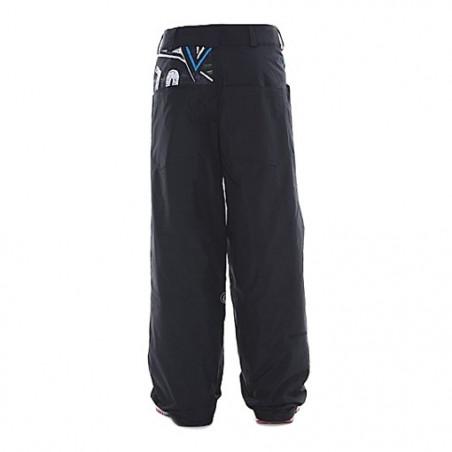 Pantalon Ski Kids VOLCOM Discover Black
